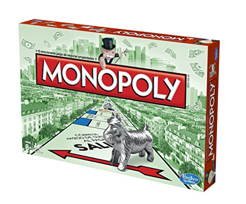 Monopoly - Board Game by Parker Brothers from Parker Brothers