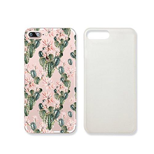 cactus pattern slim iphone 7plus