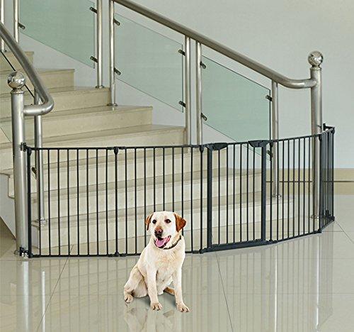 Pawhut celda-Jaula para perros domésticos y animales con cierre ...
