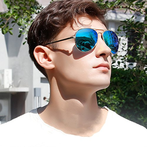 Hommes Verres pour UV Soleil Blue Lunettes TESITE PolariséS Anti 100 De HptFdtwngq