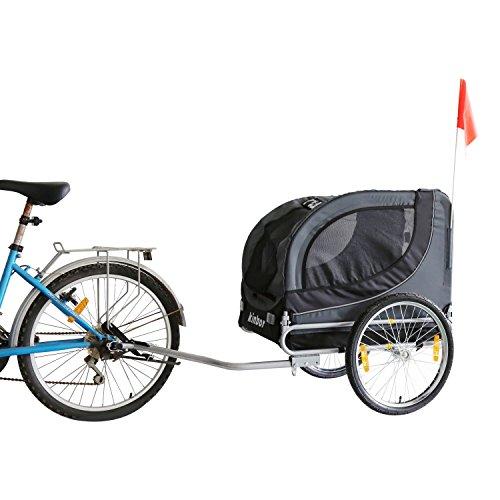 pet bicycle trailer large - 5