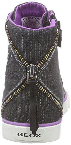 Geox Geoxjr Ciak Girl B - Zapatillas Niñas Negro - negro