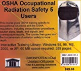 OSHA Occupational Radiation Safety, 5 Users, Farb, Daniel and Gordon, Bruce, 1594911614