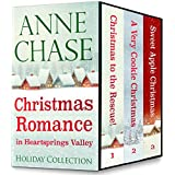 Christmas Romance in Heartsprings Valley: Holiday Collection, Books 1-3