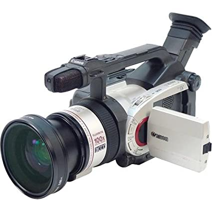 amazon com canon gl1 minidv digital camcorder with lens optical rh amazon com Used Canon GL1 Canon Digital Camcorder
