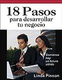 img - for 18 pasos para desarrollar tu negocio (Spanish Edition) book / textbook / text book