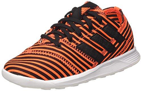 4 Orange solar Black Jungen Solar TR core Fußballschuhe J 17 Nemeziz adidas Orange Mehrfarbig tgwPqAt