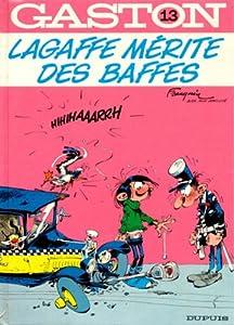 "Afficher ""Gaston n° 13 Lagaffe mérite des baffes"""