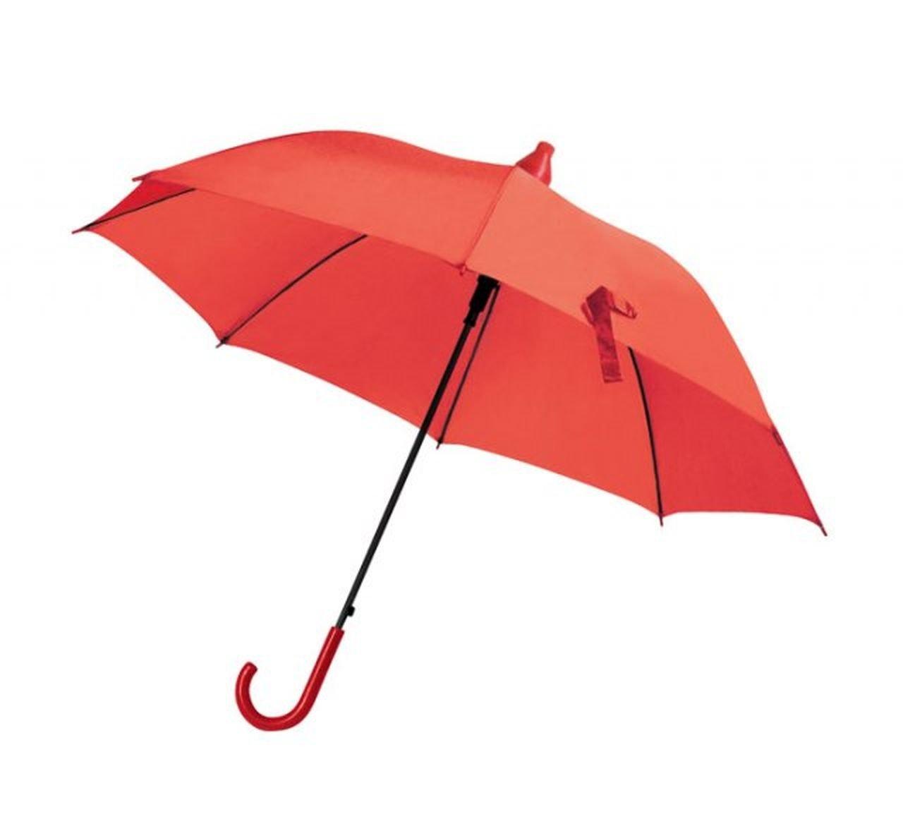Ten Ombrello rosso con salvagoccia automatico - cod. EL21007 - Lun.103 cm - Lar.103 cm - Alt.85 cm - Ø103 cm by Varotto & Co.