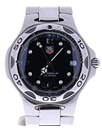 Tag Heuer Professional automatic-self-wind mens Watch WL1112 (Certified Pre-owned)