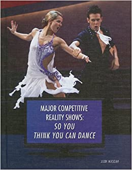Book So You Think You Can Dance (Major Competitive Reality Shows (Library))