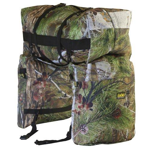 Camouflage Horse Saddle Bags - 9