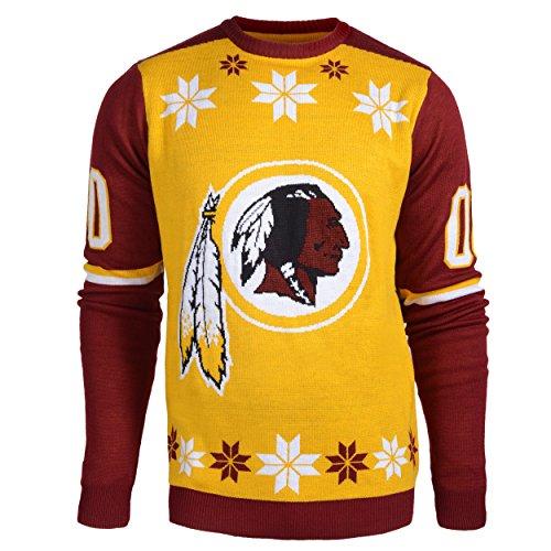 Washington Redskins Ugly Sweater, Redskins Christmas Sweater, Ugly ...