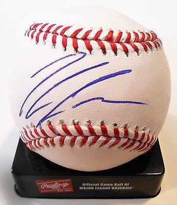 timeless design 6c31c 2d31f Conner Greene Signed Official Major League Baseball W/COA ...