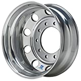 Alcoa 17.5'' x 6.75'' Dual 8 on 275mm Aluminum Trailer Wheel (663470)
