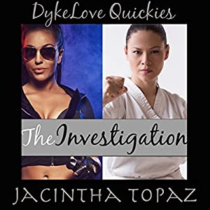 The Investigation Audiobook