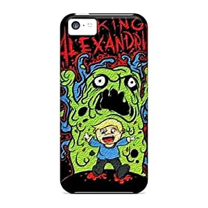 Shockproof Hard Cell-phone Cases For Iphone 5c With Customized Realistic Asking Alexandria Pictures PhilHolmes