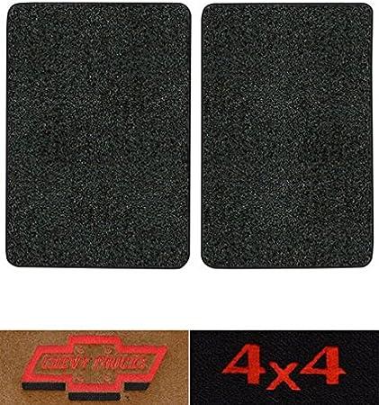 Amazon Com Factory Fit Acc 1988 1999 Chevy C1500 Floor Mats 2pc Cutpile Fits Extended Cab Automotive