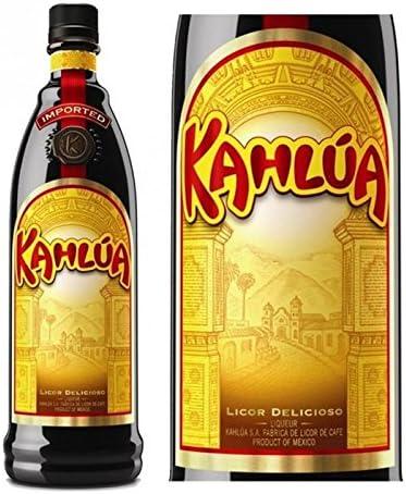 FREE USA SHIPPING Kahlua Glasses Coffee Liquor Mexico SET of 2 BRAND NEW