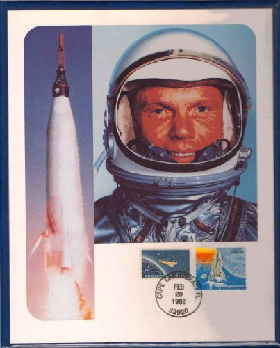(Project Mercury 20th Anniversary US Postage Stamp Folio)