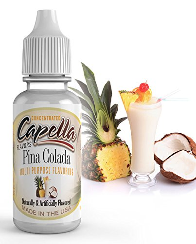Capella Flavor Drops Pina Colada Concentrate 13ml