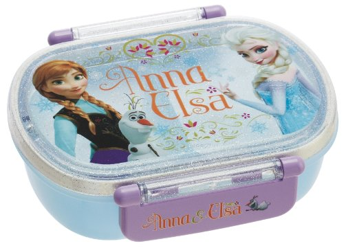 Skater Disney Frozen Tight Lunch Box Lunch Box Washable in Dishwasher 60ml Qa2ba from Japan