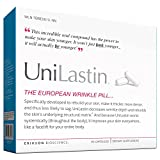 Product review for Unilastin The European Wrinkle Pill- Dietary Supplement with a Unique Formula Designed to Repair Rebuild Your Skin, Help the Skin Become Thicker, Denser, and More Cohesive , (60 count)