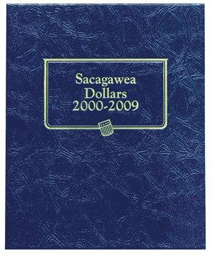 Whitman US Coin Album Sacagawea Dollars 2000 - 2009 / 0794822347
