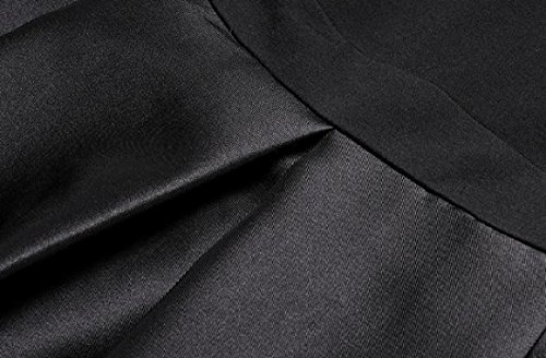 Dress Women Waist Mini Sleeve Long Accept As1 Coolred Solid 0qBdIw0