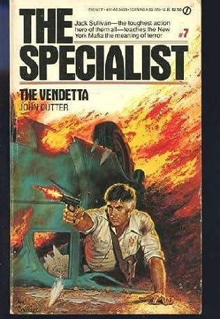 book cover of The Vendetta