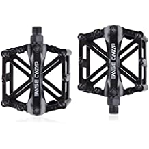 Scott Edward 5 Colours Aluminum Alloy Bicycle Cycling Bike Pedal for Mountain and Road
