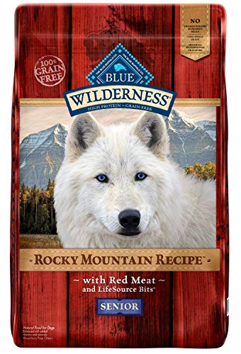 Blue Wilderness® Rocky Mountain Recipe, Grain Free Senio