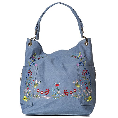 Embroidered Bag Patterns - 3