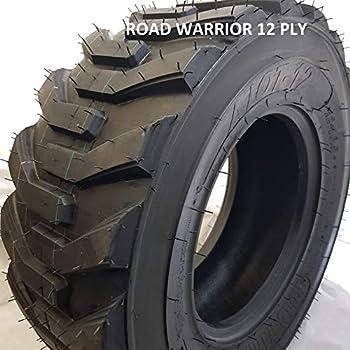Amazon com: Set of Four (4) 12-16 5 Skid Steer Loader Tire