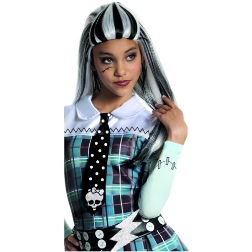 Monster High Child's Frankie Stein Costume Wig for $<!--$9.99-->