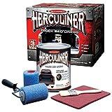 Herculiner HCL1B8 Brush-on Bed Liner Kit by Herculiner