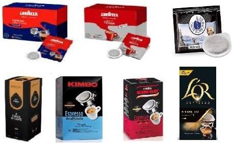 Monodosis Ese Cafés Variados 165 Capsulas 5 Marcas 7 Sabores ...