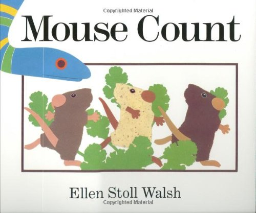 Mouse Count Lap Sized Board Book product image