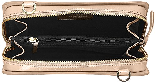 Royal RepubliQ Galax Eve Bag, Borse a spalla Donna Bianco Sporco (Nude)