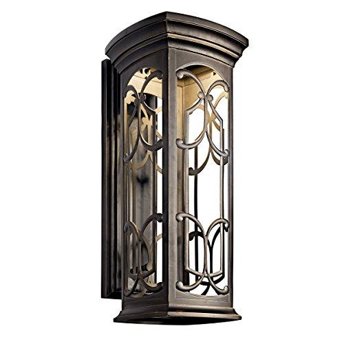 Olde Bronze Deck Light - 9