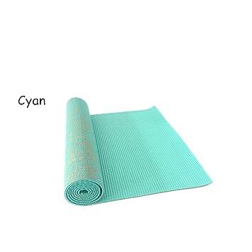 YJD Alfombra de yoga antideslizante de alta calidad ...
