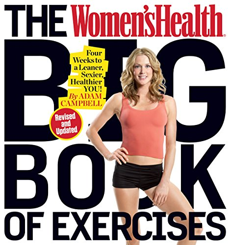 Womens Health Big Book Exercises ebook product image