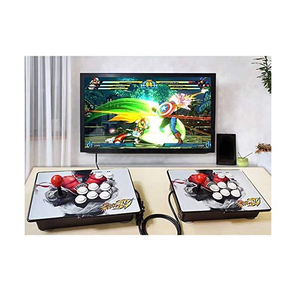 MOSTOP 3D & 2D Arcade Video Game Console
