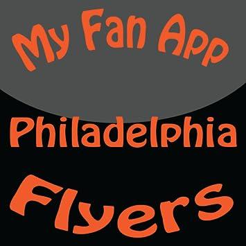 amazon com my fan app philadelphia flyers appstore for android