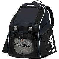 Diadora Squadra II Soccer Backpack (Black)