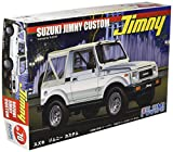 Fujimi ID-70 Suzuki Jimny Custom 1/24 Scale Kit