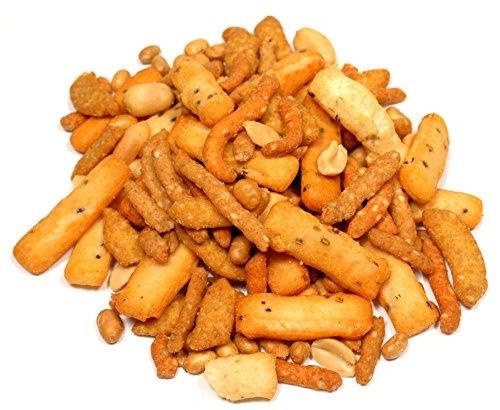 Weaver Nut Sesame Snack Mix (1 LB.) (Nut Mix Sesame)