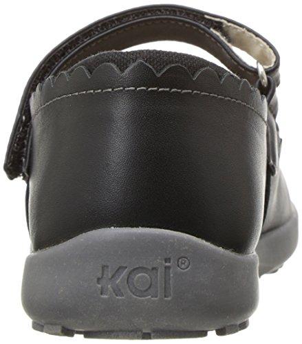 Kai See Mary Flat Girls' Black Jane KAI145F110 Run UwwxvgqAf