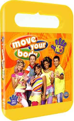 Australia Dress Up (Hi-5: Move Your Body)