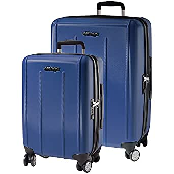 eBags EXO 2.0 Hardside Spinner 2pc Set (Blue- Discontinued)